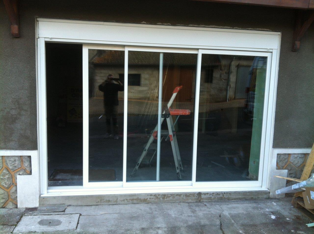 Porte Fenêtre 3 Vantaux Admin